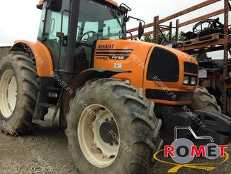 Tracteur agricole Renault ARES 710 RZ - 1