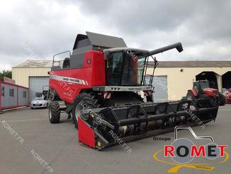 Moissonneuse batteuse Massey Ferguson 7347S - 1