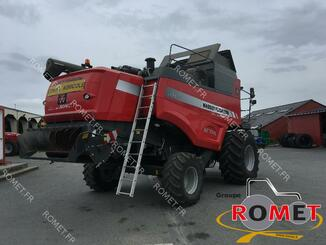 Moissonneuse batteuse Massey Ferguson 7347S - 2