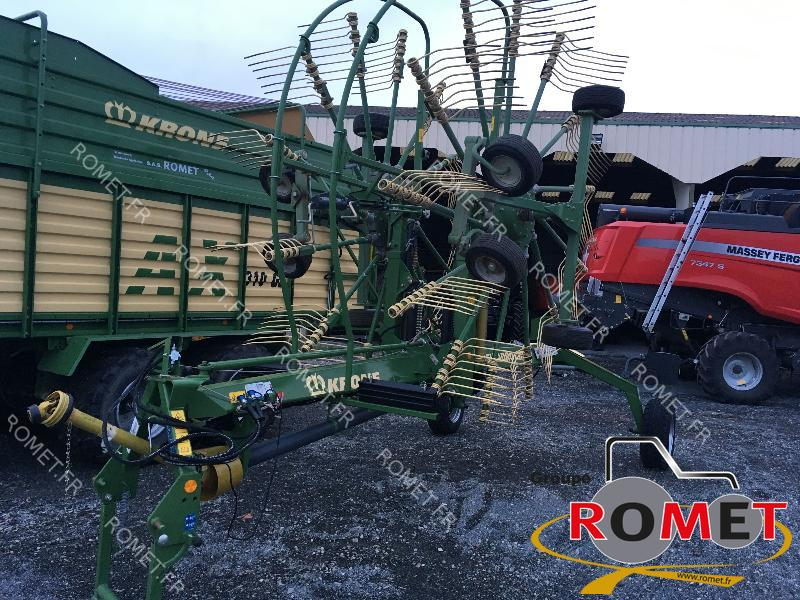Andaineur Krone SWTC 760STAR - 1