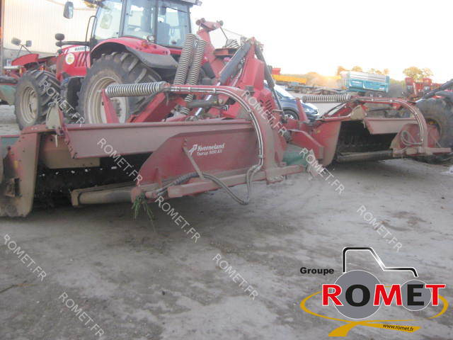 Faucheuse conditionneuse Taarup 5090MT ISOBUS - 1