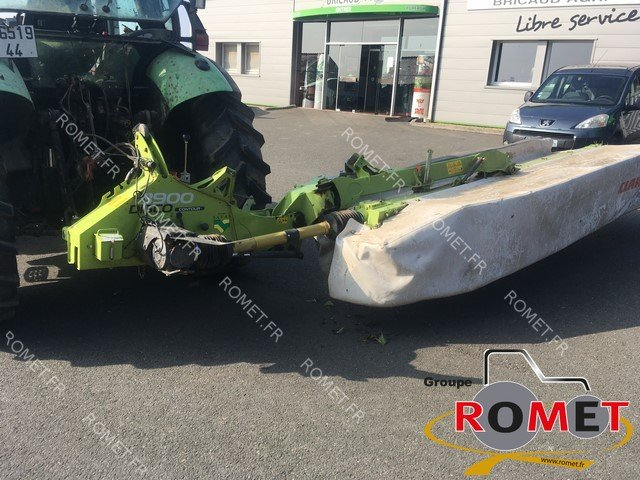 Faucheuse Claas DISCO 3900 ND - 1