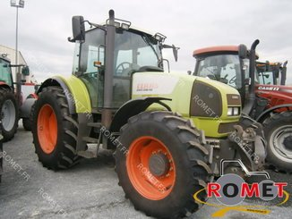 Tracteur agricole Claas ARES 696 - 1