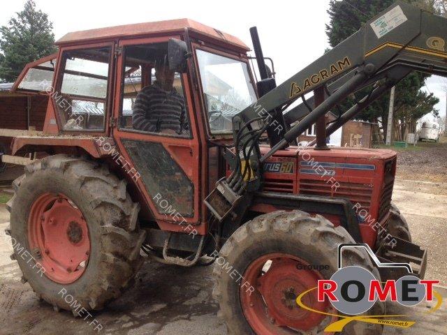 tracteur agricole same taurus 60 vendre sur romet. Black Bedroom Furniture Sets. Home Design Ideas