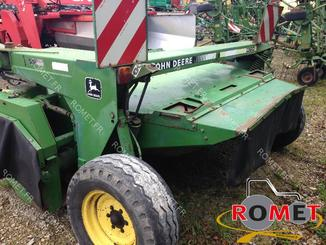 Faucheuse conditionneuse John Deere 1360 - 4