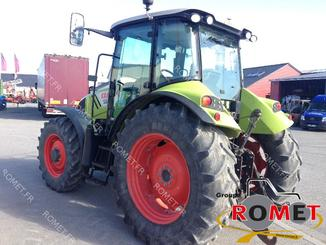 Tracteur agricole Claas ARION 420 - 5