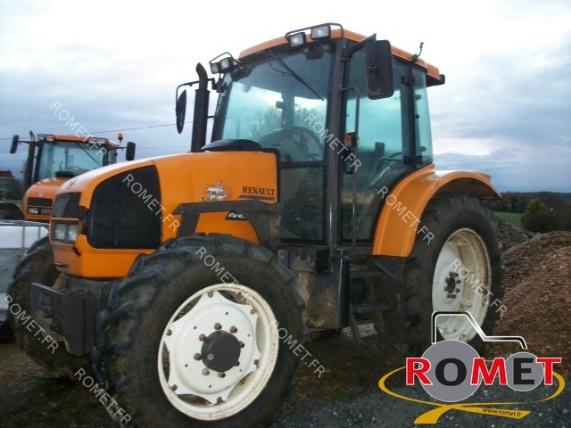 Tracteur agricole Renault ARES 550 RX - 1