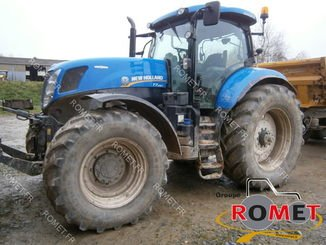Tracteur agricole New Holland T7250 - 1