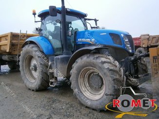Tracteur agricole New Holland T7250 - 2