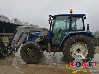 Tracteur agricole New Holland T 5060 - 2
