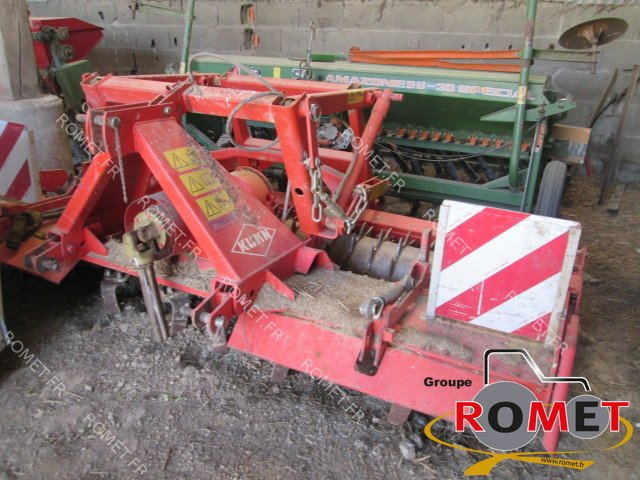Herse rotative Kuhn HRB302 - 1