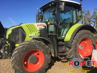 Tracteur agricole Claas ARION 530 - 2