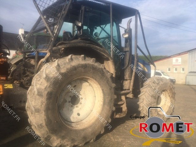 Tracteur agricole New Holland T6050 - 1