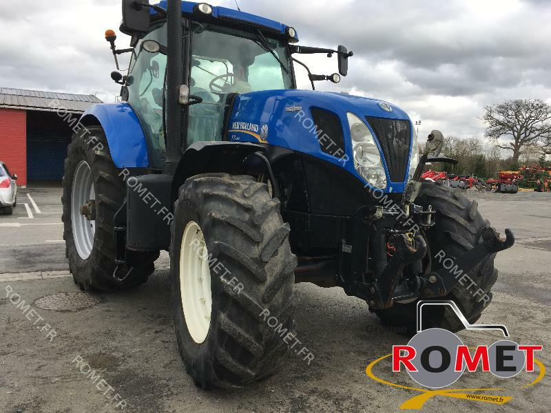 Tracteur agricole New Holland T7220 - 1