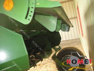 Faucheuse conditionneuse Krone EC3210CV - 9