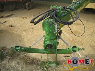 Faucheuse conditionneuse Krone EC3210CV - 4