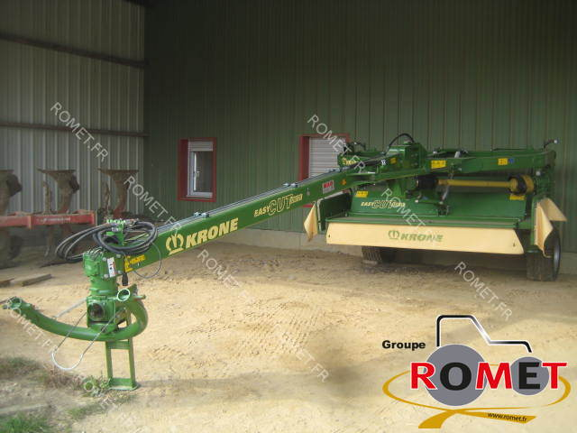 Faucheuse conditionneuse Krone EC3210CV - 1